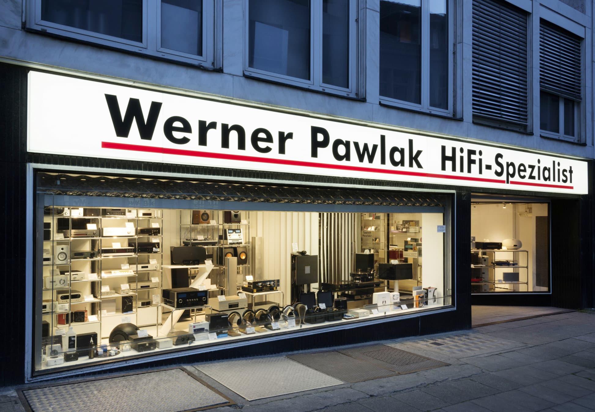 HiFi Pawlak – Unternehmen