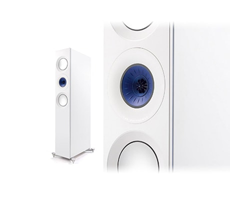 KEF Reference 3 blue ice