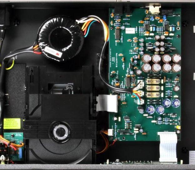 Exposure 2010S2 CD Elektronik
