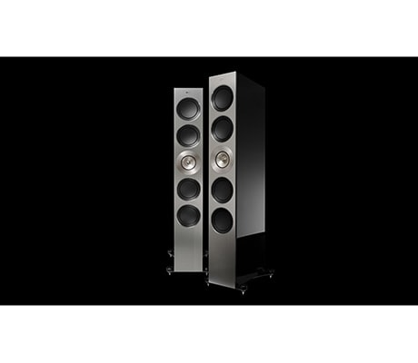 KEF Reference 5 Piano Black