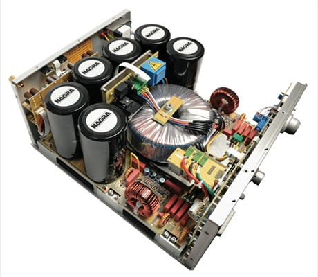 Nagra Classic INT Elektronik